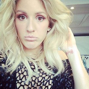 Ellie Goulding Nude & Sexy Pics and Porn Collection 18