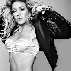 Ellie Goulding Nude & Sexy Pics and Porn Collection 66