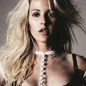 Ellie Goulding Nude & Sexy Pics and Porn Collection 68