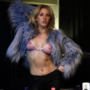 Ellie Goulding Nude & Sexy Pics and Porn Collection 24