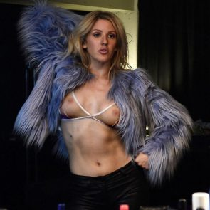 Ellie Goulding naked leaked pic