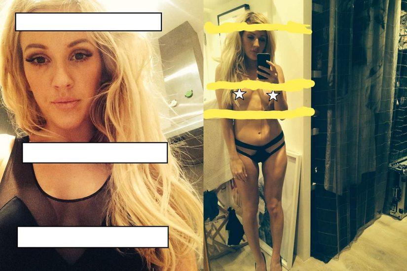 Ellie Goulding nude leaked pics proof