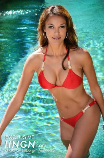 Eva LaRue NUDE, Topless & Sexy Photos Collection 11
