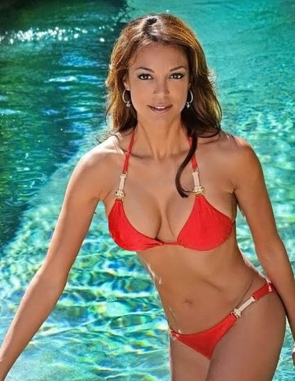 Eva LaRue NUDE, Topless & Sexy Photos Collection 63