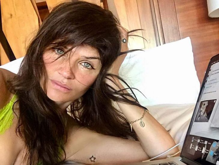 Helena Christensen Nude LEAKED Pics & Sex Tape Porn Video 74