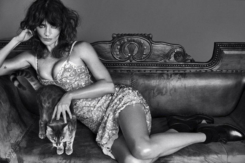 Helena Christensen Nude LEAKED Pics & Sex Tape Porn Video 58