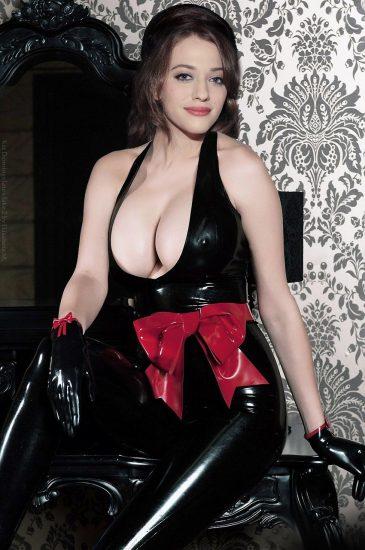 Kat Dennings Nude & Topless LEAKED Pics 8