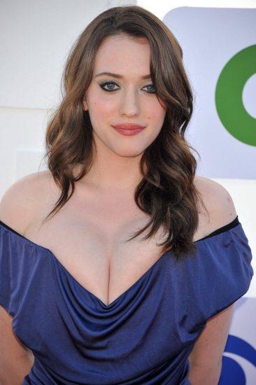 Kat Dennings Nude & Topless LEAKED Pics 12