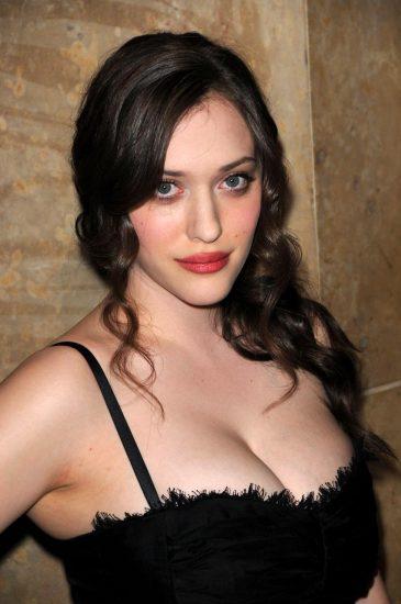 Kat Dennings Nude & Topless LEAKED Pics 14