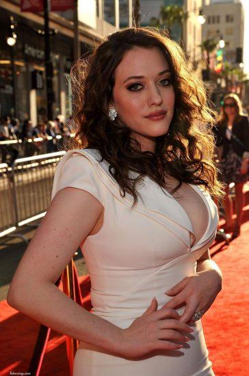 Kat Dennings busty boobs