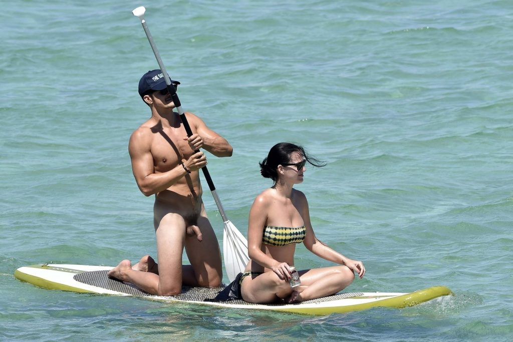 Orlando Bloom Nude Paparazzi Pics With Katy Perry Scandal Planet
