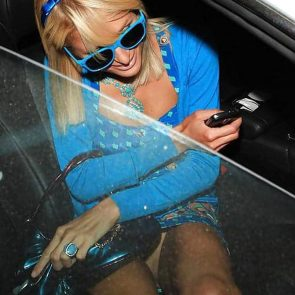 Paris Hilton Nude Pics and Famous Leaked Sex Tape 43