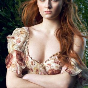 Sophie Turner Nude Pics and Porn Leaked Online [2021] 134