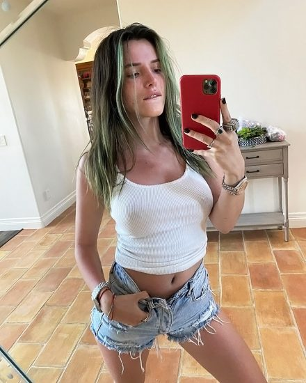Bella Thorne Nude LEAKED Pics and Porn Video 2020 UPDATE! 45