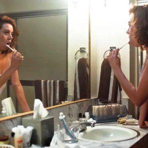 Aubrey Plaza lingerie sexy