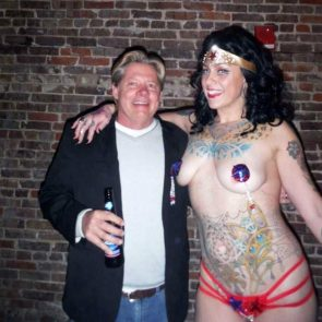 Nackt Danielle Colby  Danielle Colby