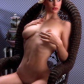 Dorothy Stratten naked boobs