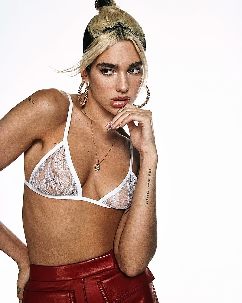 Dua Lipa Nude Pics & Pussy In Naked LEAKED Porn