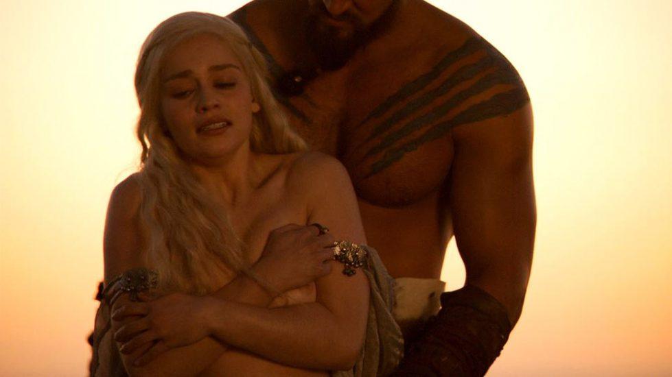 Emilia Clarke forced sex