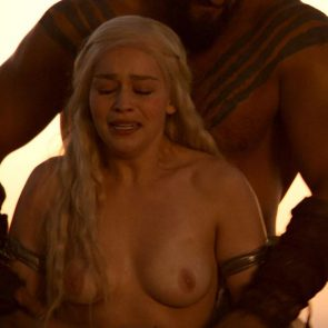 Emilia Clarke forced nudity