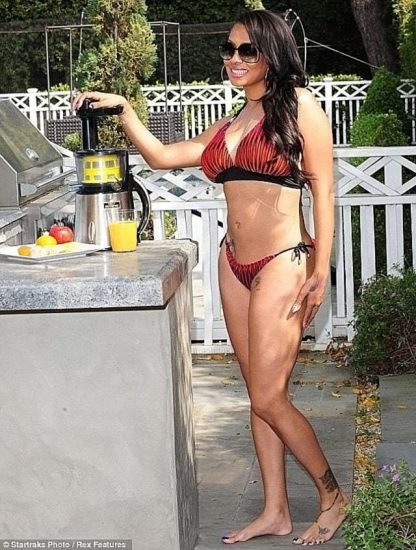 La La Anthony NUDE Pics & Topless Sex Scenes Compilation 43