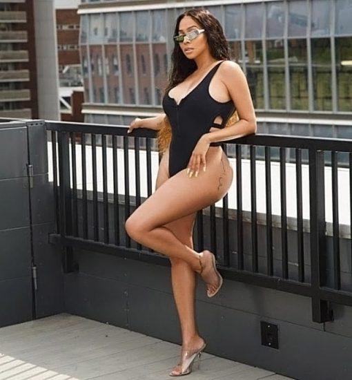 La La Anthony NUDE Pics & Topless Sex Scenes Compilation 22