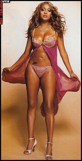 La La Anthony NUDE Pics & Topless Sex Scenes Compilation 20
