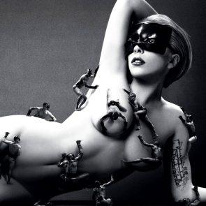 Lady Gaga Nude Pics, Porn & Sex Scenes [2021 Update] 21