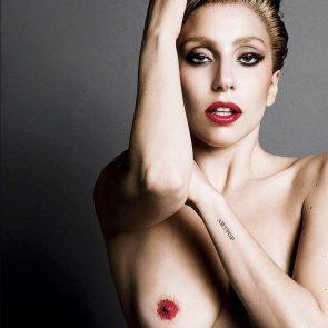 Lady Gaga Nude Pics, Porn & Sex Scenes [2021 Update] 11