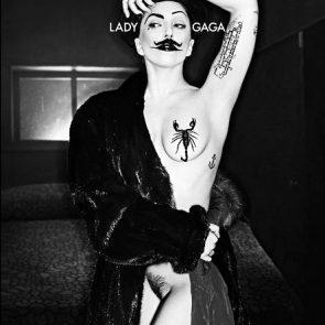 Lady Gaga Nude Pics, Porn & Sex Scenes [2021 Update] 24