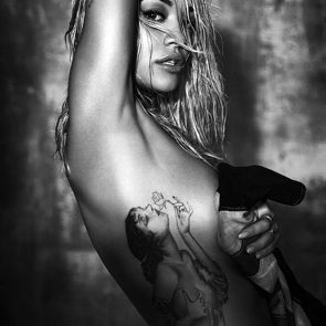 Rita Ora Nude Leaked Pics and Explicit PORN Video 7