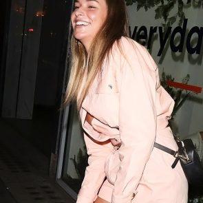 Zara McDermott nipples