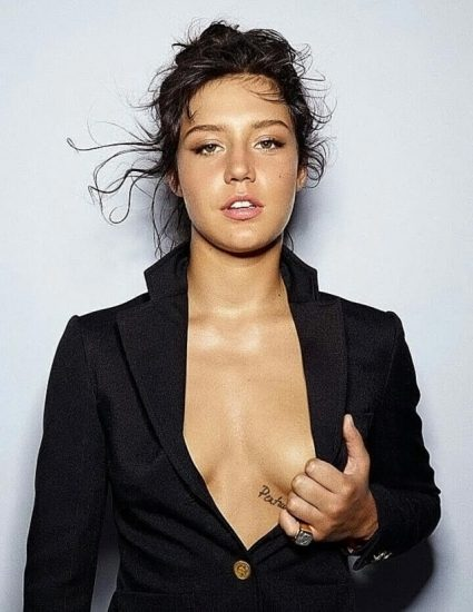 Adele Exarchopoulos Nude Pics & Topless in Sex Scenes Compilation 79