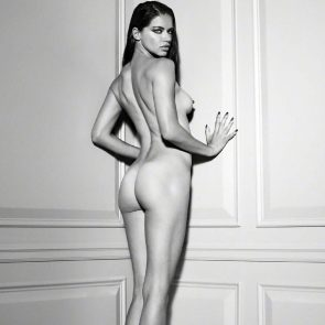 Adriana Lima nude ass and boobs