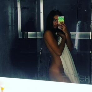 Adriana Lima topless and nude ass