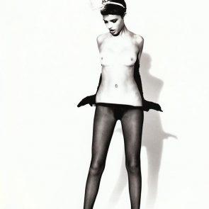 young Adriana Lima naked