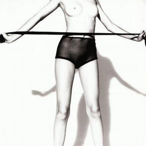 young Adriana Lima nude