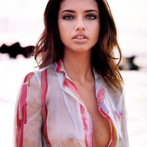 Adriana Lima young and sexy