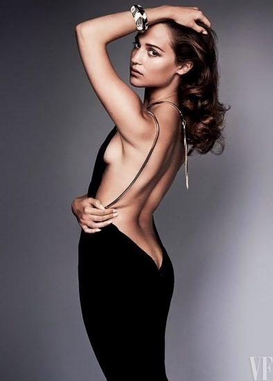Alicia Vikander Nude Pics & Sex Scenes Compilation 39
