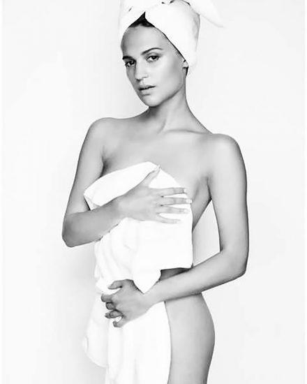 Alicia Vikander Nude Pics & Sex Scenes Compilation 38