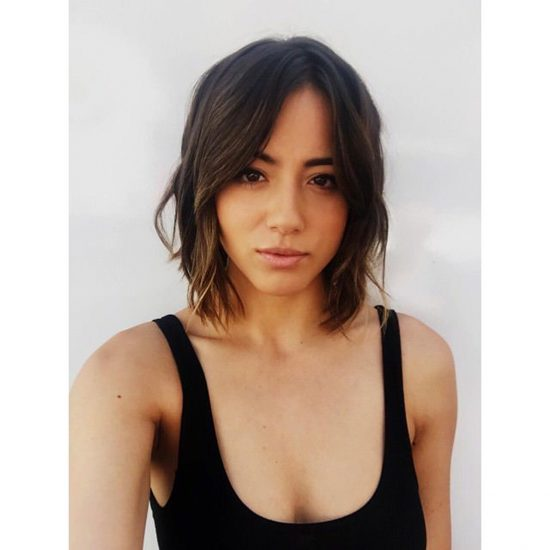 Chloe Bennett hot selfie leaked