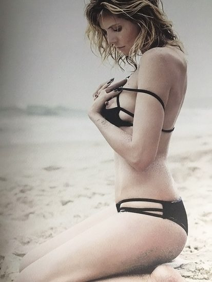 Heidi Klum Nude and Topless LEAKED Pictures 33