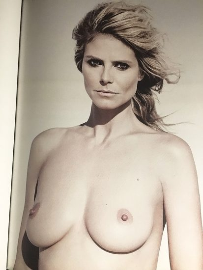 Heidi Klum Nude and Topless LEAKED Pictures 31
