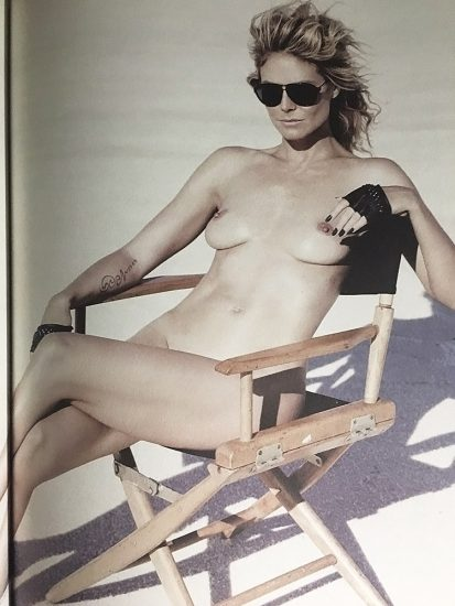 Heidi Klum Nude and Topless LEAKED Pictures 30