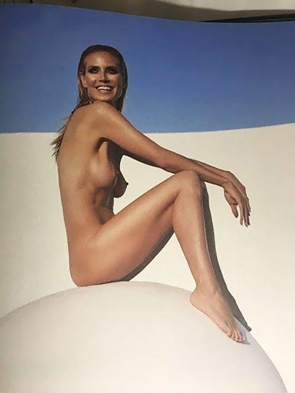 Heidi Klum Nude and Topless LEAKED Pictures 23