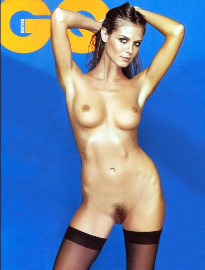 Heidi Klum Nude and Topless LEAKED Pictures 21