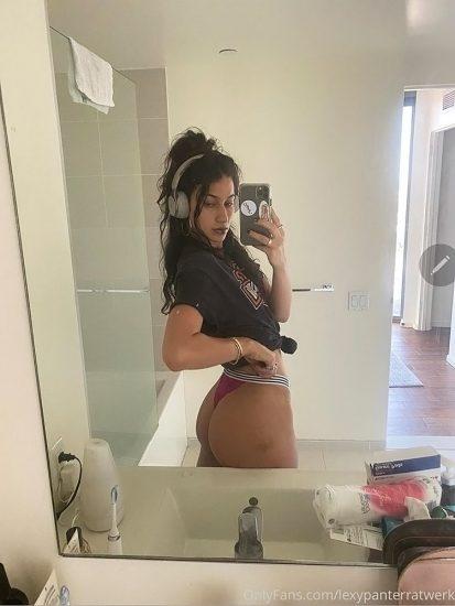 Lexy Panterra Nude LEAKED Pics & Private Twerking Porn 17
