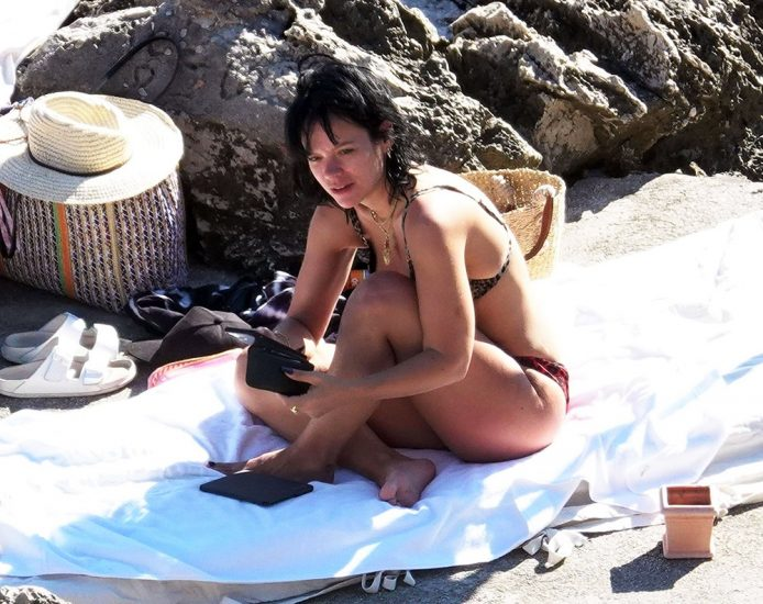 Lily Allen Nude LEAKED Pics & Porn Video Collection 35