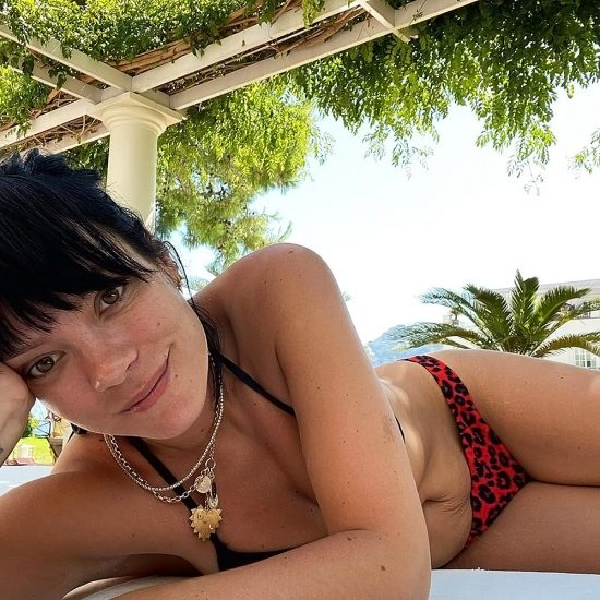 Lily Allen Nude LEAKED Pics & Porn Video Collection 45