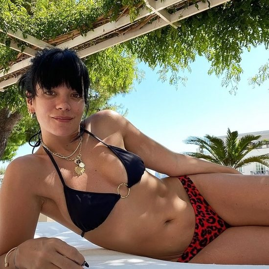 Lily Allen Nude LEAKED Pics & Porn Video Collection 44